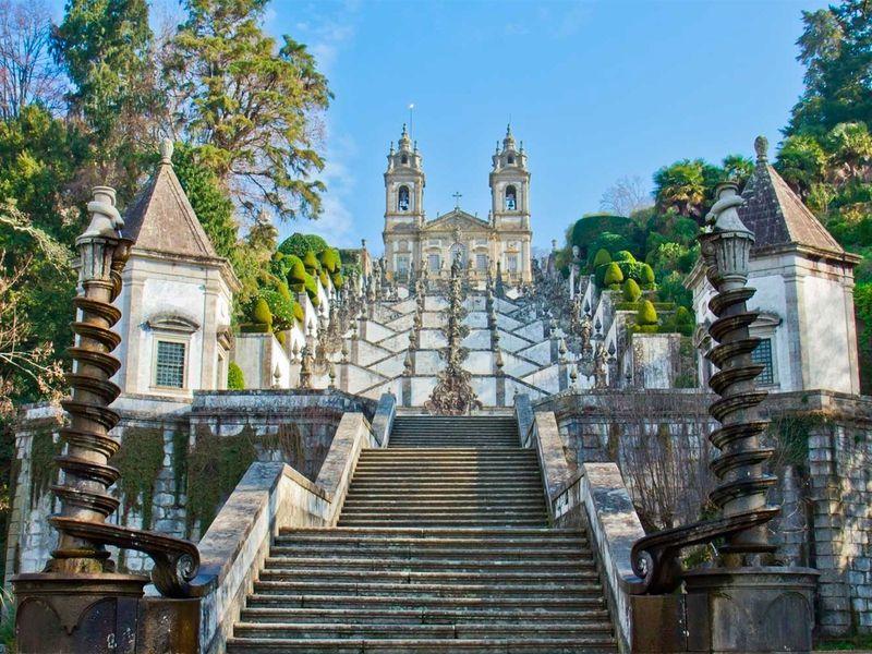 Экскурсия Брага— духовная столица Португалии