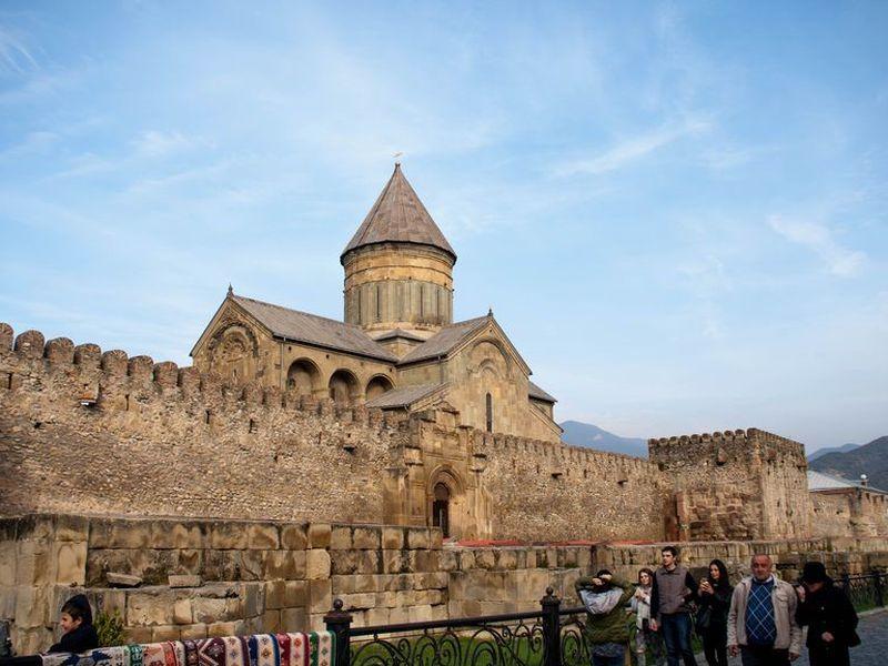 Экскурсия Загадки Мцхеты, древней столицы Грузии