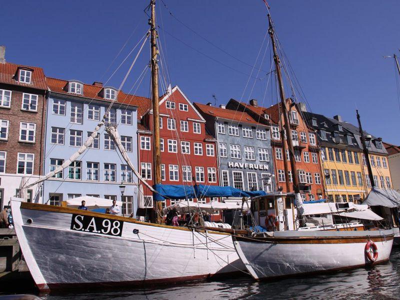 Копенгаген, экскурсия