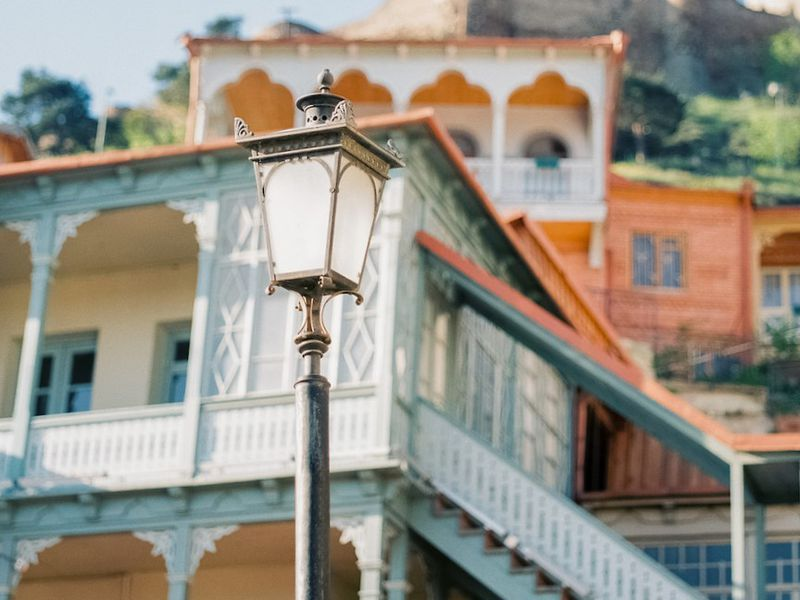Экскурсия Тбилиси любит вас!