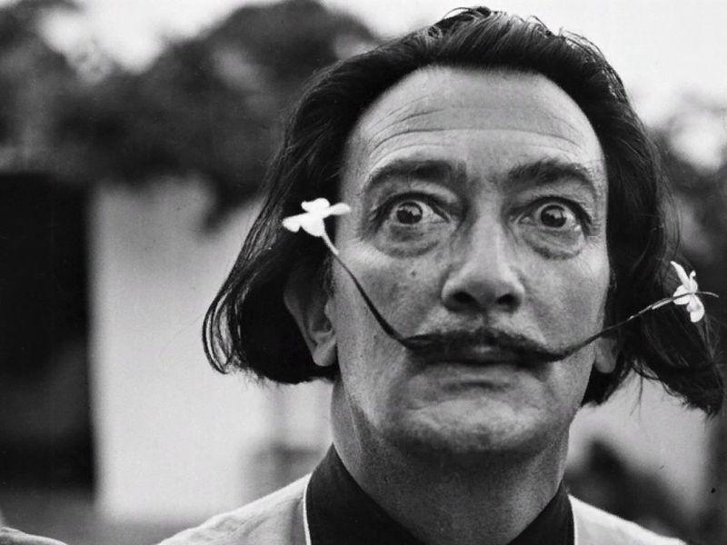 Онлайн-экскурсия «Жизнь и гений Сальвадора Дали»