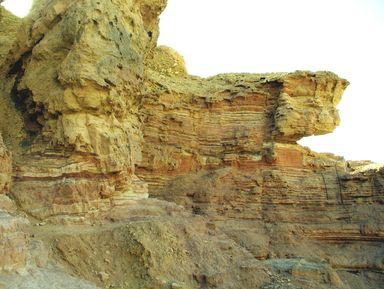 Путешествие в Красный каньон
