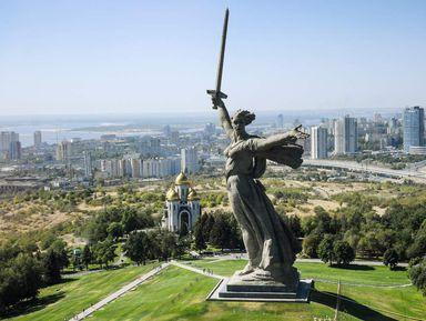 Добро пожаловать в Волгоград!