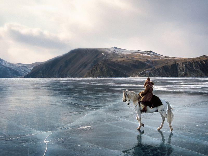 Экскурсия К «дедушке Байкалу» из Улан-Удэ