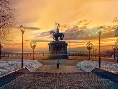 Легенды Древнего Владимира