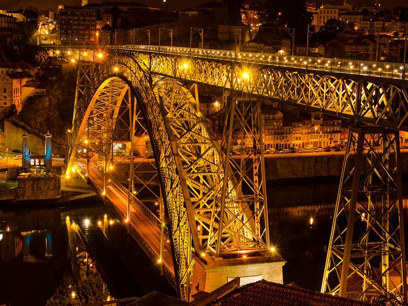 Экскурсия Ночная жизнь Порту