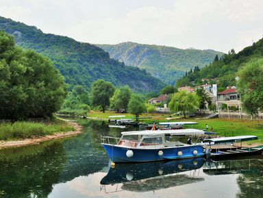 Из Тивата — к Скадарскому озеру!