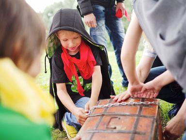 Детская экскурсия-квест поКоломенскому кремлю