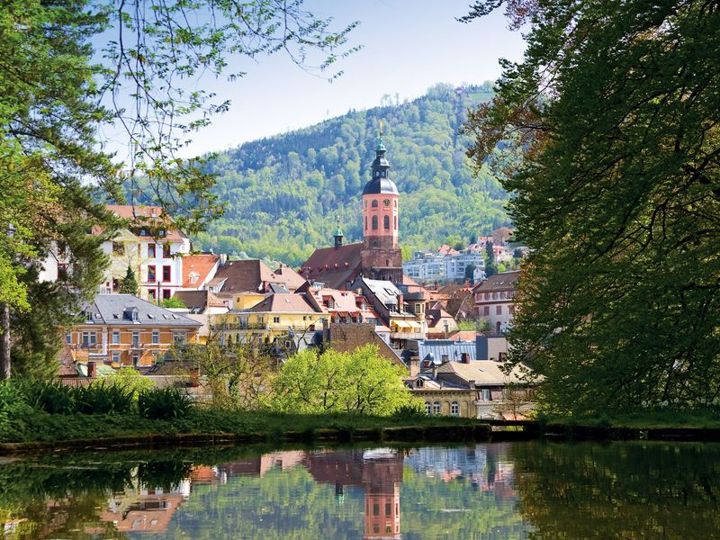 Экскурсия Чары Баден-Бадена: знакомство с городом