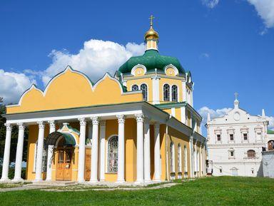 Кремль — сердце Рязани