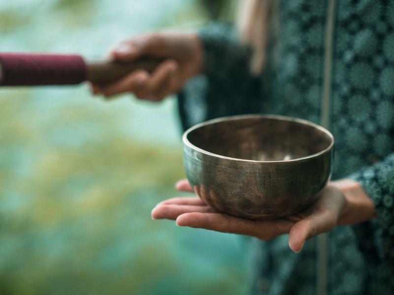 Подношение даров степным духам