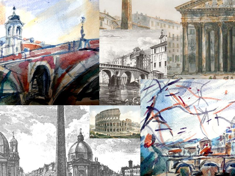 Экскурсия Рим — живая история