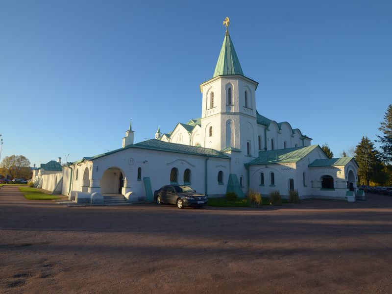 Царское Село изнутри