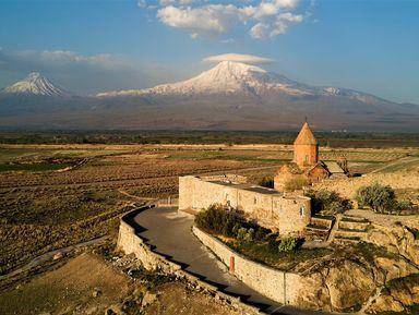 Долина Арарата — история, красота и вкусное гостеприимство