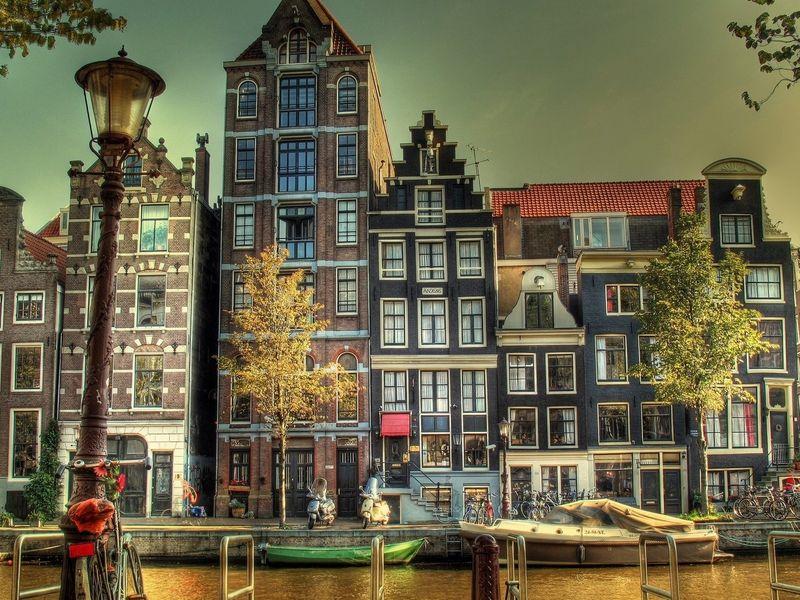 Экскурсия Старый Амстердам ипрогулка накораблике