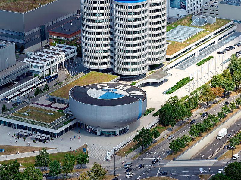 Экскурсия Индивидуальный тур на завод и в музеи BMW