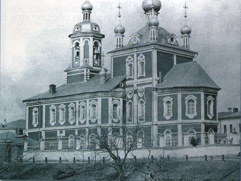 Экскурсия Исчезнувшие церкви Залесского города