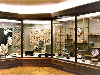 В гостях у самурая: театрализованная экскурсия в музее Востока