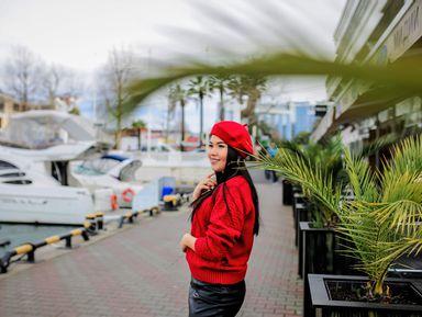 Фотопрогулка по морскому порту Сочи