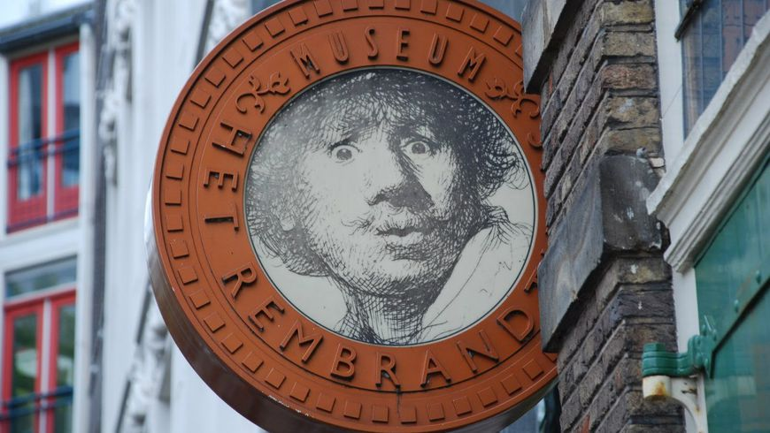 Амстердам— город Рембрандта