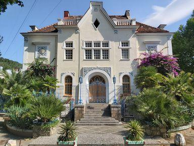 Ливадия — резиденция царей, крестьян и президентов