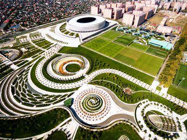 Парк «Краснодар»: территория будущего