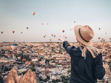 Невероятная Каппадокия за 2 дня — из Сиде
