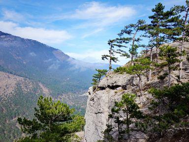 Открыть природу горного Крыма
