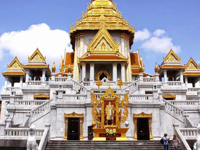 Экскурсия Аутентичные храмы Бангкока