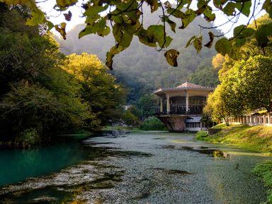 В Абхазию из Сочи! Групповая экскурсия в Страну души
