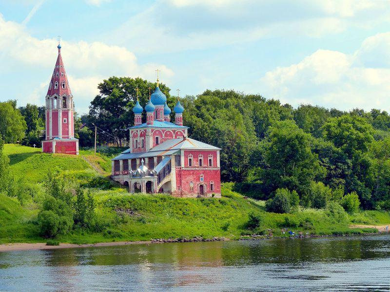 Экскурсия Тутаев, застывший в 19 веке