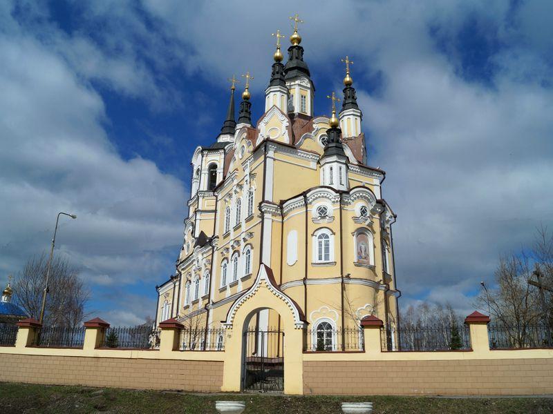 Экскурсия Томск вчера, сегодня, завтра