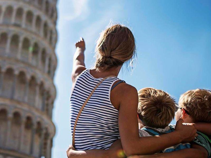 Экскурсия Как пизанцы башню строили? Экскурсия для всей семьи