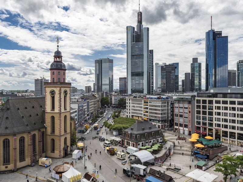 Экскурсия Франкфурт и его роли в истории