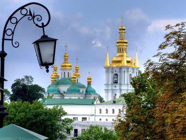 Киев моими глазами. Обзорная экскурсия