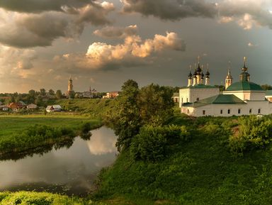 Сказочный Суздаль: дыхание Древней Руси