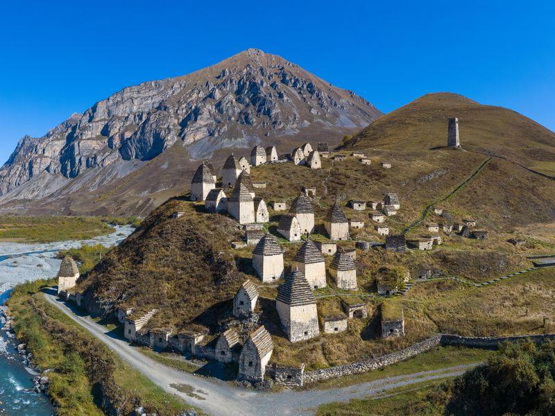 Экскурсия Все краски Северной Осетии