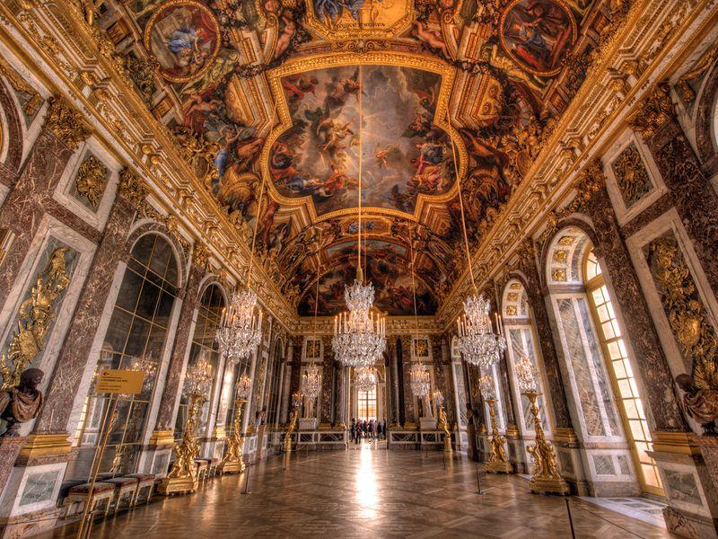 Экскурсия Версаль и Малый Трианон: будни французских монархов