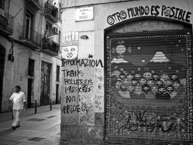 Хроники преступной Барселоны