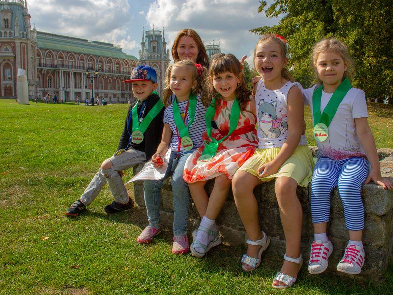 Экскурсия Царицыно детям: активная квест-экскурсия