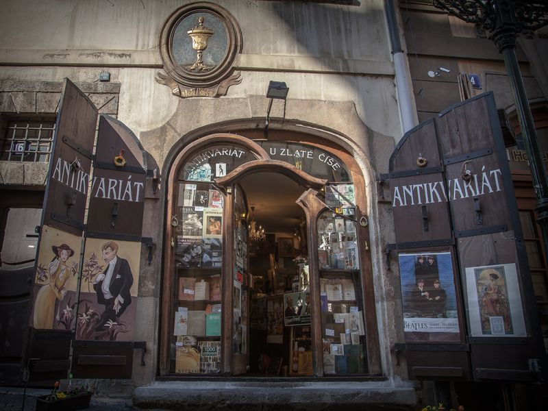 Экскурсия Тайная жизнь левобережной Праги