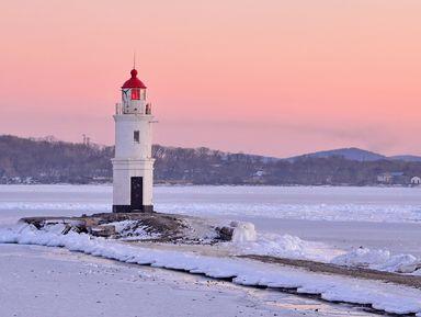Владивосток, остров Русский и мыс Тобизина