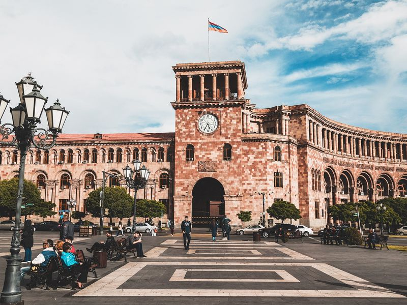 Экскурсия Ежедневная прогулка по Еревану