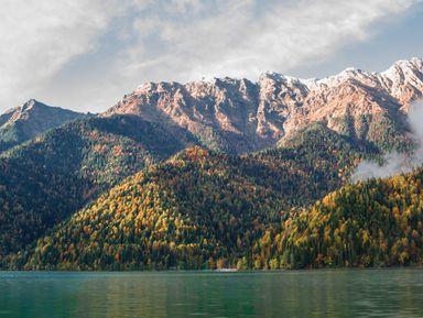 Экскурсия из Сочи: И это всё — Абхазия