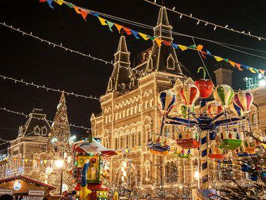 Спасти Новый год: экскурсия-квест попраздничной Москве