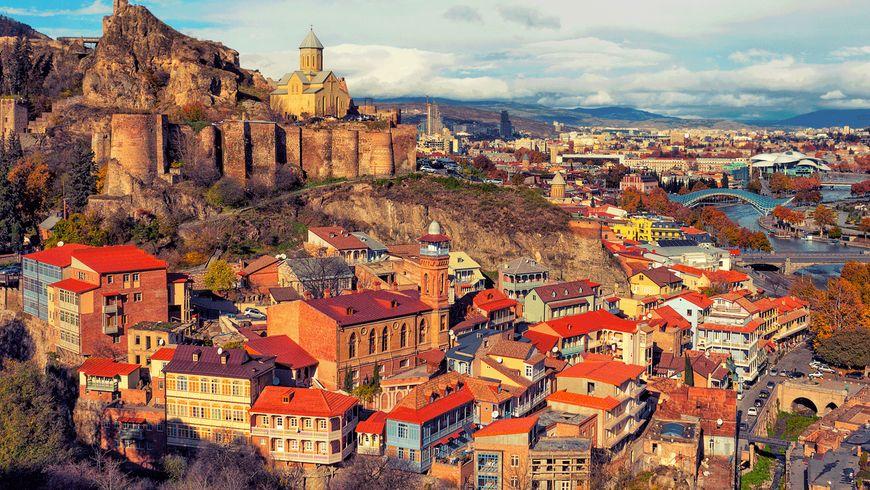 Вглубь столетий Тбилиси