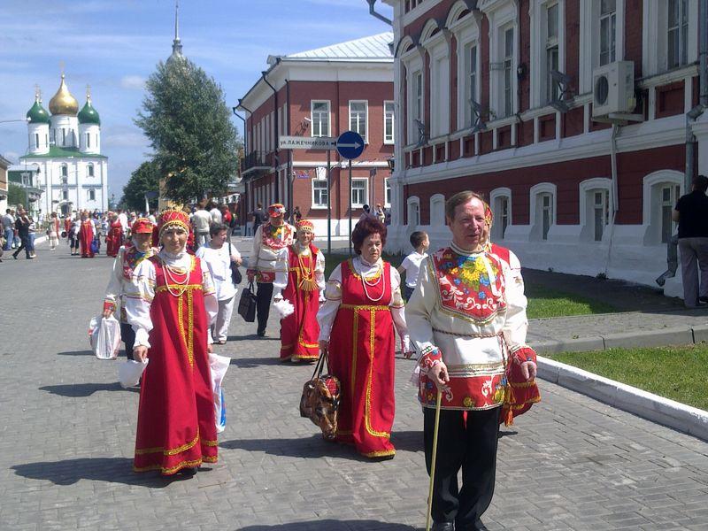 Экскурсия Очарование кремлёвских улочек