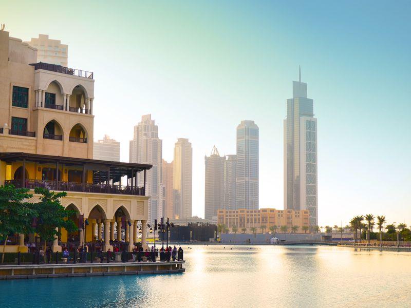 Экскурсия Дубай с востоковедом