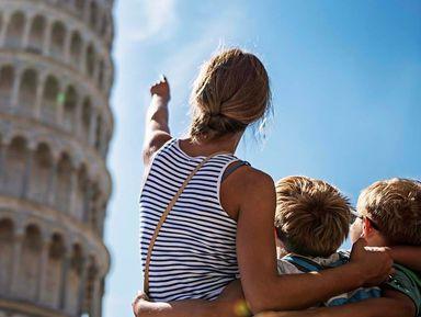 Как пизанцы башню строили? Экскурсия для всей семьи
