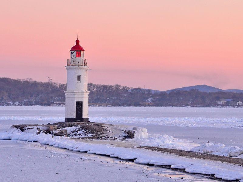Экскурсия Владивосток, остров Русский и мыс Тобизина